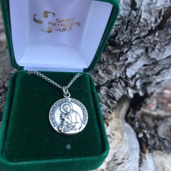 St patricks guild jewelry st gerard pendant poshmark st gerard pendant aloadofball Image collections
